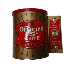 Caffè Macinato - Aroma Classico - 250g - Officina 5 Caffè