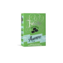 Favette flavoured with Mint - 60 gr - Liqurizia Amarelli