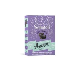 Senatori flavoured with Violet - 60 gr - Liqurizia Amarelli