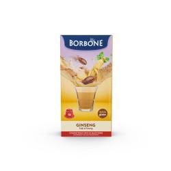 10 Capsule Comp. Nespresso - Ginseng - Caffè Borbone