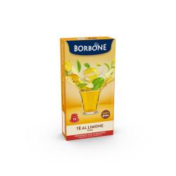 10 Capsule Comp. Nespresso - The al Limone - Caffè Borbone