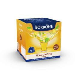 16 Capsule Comp. Dolce Gusto - The al Limone - Caffè Borbone