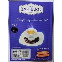 100 Capsule - Cremoso Napoli - Comp. Bialetti - Barbaro