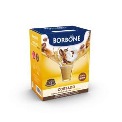 16 Capsule Comp. Lavazza A modo mio - Cortado - Caffè...
