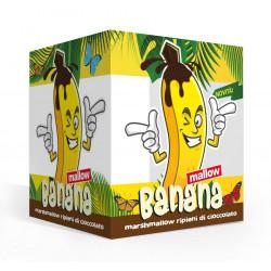 Marshmallow Simpatici - Banana Mallow - Box da 6 pz