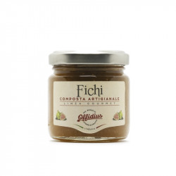 Offidius - Figs compote - 110 gr - Made in Italy