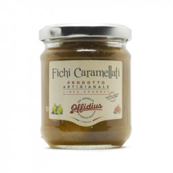 Offidius - Frosted figs - 220 gr - Made in Italy