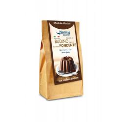 Preparato per Budino al Cioccolato Fondente - 150 gr