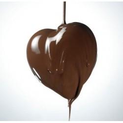 Milk Chocolate Heart - 200 gr - Dolci Aveja