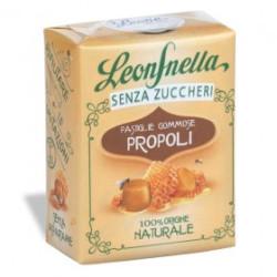 Caramelle Gommose alla Propoli - Scatolina 35 g - Leone