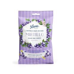 Caramelle Leosnella al Mirtillo - 100g - Leone