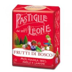 Caramelle Pastiglie ai Frutti di Bosco - Scatolina 30 g -...