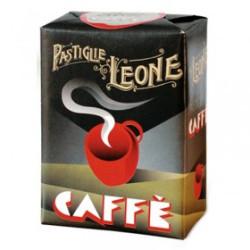 Caramelle Pastiglie al Caffè - Scatolina 25 g - Leone