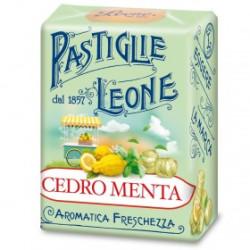 Caramelle Pastiglie al Cedro e Menta - Scatolina 30 g -...