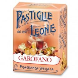 Caramelle Pastiglie al Garofano - Scatolina 30 g - Leone