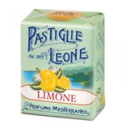 Caramelle Pastiglie al Limone - Scatolina 30 g - Leone