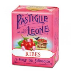Caramelle Pastiglie al Ribes - Scatolina 30 g - Leone