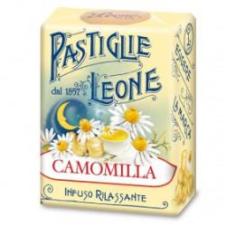 Caramelle Pastiglie alla Camomilla - Scatolina 30 g - Leone