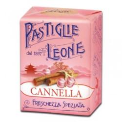 Caramelle Pastiglie alla Cannella - Scatolina 30 g - Leone