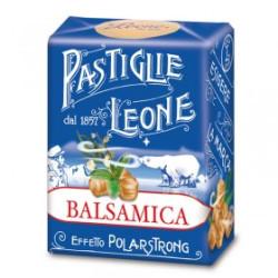Caramelle Pastiglie Balsamiche - Scatolina 30 g - Leone