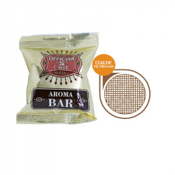 150 Cialde ESE 44mm - Miscela Aroma Bar - Officina 5 Caffè
