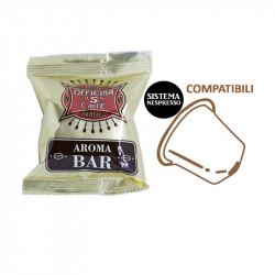 100 Capsule Compatibili Nespresso - Miscela Aroma Bar -...