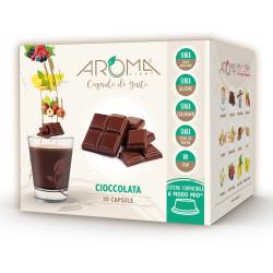 30 Capsule di Cioccolata - Comp. Lavazza A Modo Mio -...