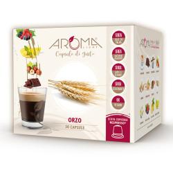 30 Capsule di Orzo - Comp. Nespresso - Aroma Light