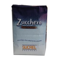 Zucchero Semolato Professionale Altamente Solubile 1000g...