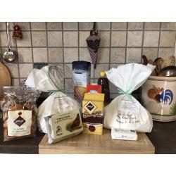 Pacco Famiglia - Con Lievito, Farina e Altri Ingredienti...