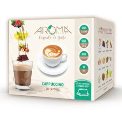 30 Capsule di Cappuccino - Comp. Lavazza A Modo Mio -...