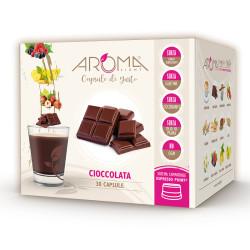 30 Capsule di Cioccolata - Comp. Lavazza Espresso Point -...