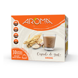 30 Capsule di Ginseng - Comp. Nescafè Dolce Gusto - Aroma...