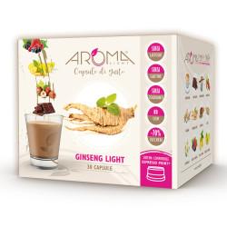 30 Capsule di Ginseng Light - Comp. Lavazza Espresso...
