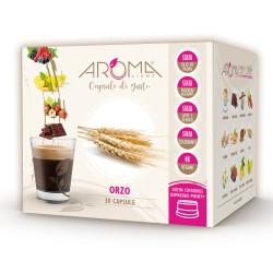 30 Capsule di Orzo - Comp. Lavazza Espresso Point - Aroma...