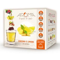 30 Capsule di Zenzero e Limone - Comp. Nescafè Dolce...
