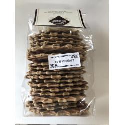 Ferratelle Abruzzesi ai 5 Cereali Senza Latte - 400 gr -...