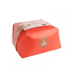 Panettone Tradizionale con arancia candita e uvetta 750g...