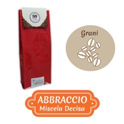 Caffè in Grani - Miscela Abbraccio - 1000 g - 99 Caffè®...