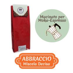 Caffè Macinato - Miscela Cremosa - 500 g - 99 Caffè® di...