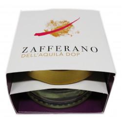 Saffron of L'Aquila DOP in Jar - 0.3 gr - Produttori...