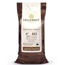 Cioccolato al Latte 33,6% - Sacco da 10Kg - Callebaut