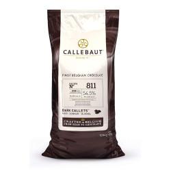 Cioccolato Fondente 54,5% - Sacco da 10Kg - Callebaut