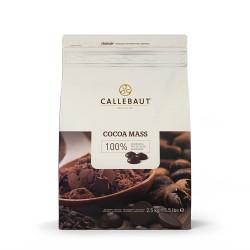 Pura Massa di Cacao 100% Easymelt - Sacco da 2,5Kg -...