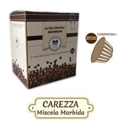 50 Capsule compatibili Dolce Gusto - Carezza, Miscela...