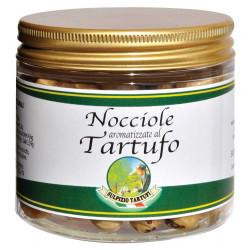 Nocciole Aromatizzate al Tartufo - 90g - Suplizio tartufi