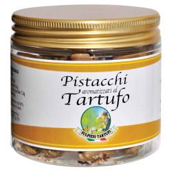 Pistacchi Aromatizzati al Tartufo - 80g - Suplizio tartufi