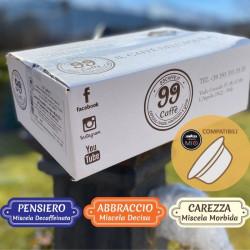 30 Capsule comp. Lavazza a Modo Mio - Kit Degustazione -...