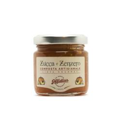 Composta di Zucca e Zenzero - 110 gr - Offidius