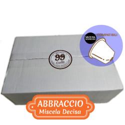 30 Capsule compatibili Nespresso - Abbraccio, Miscela...